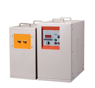 15KW All Solid State Mid-frequency Induction Heater Furnace m