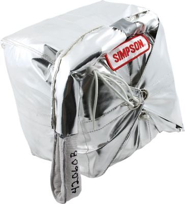 Simpson Safety 42060R Cross Form Drag Parachute in Red - Sold Singly - 12 ft.