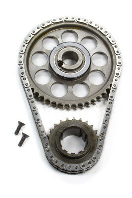 Rollmaster-Romac CS3130 Timing Chain Set - Red Series Fits Small Block Ford