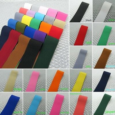 1M Elastic Latex Band Stretch Sewing Fabric Underwear Neckline Cuffs Hem Belt