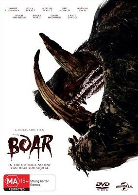 Boar : New Dvd