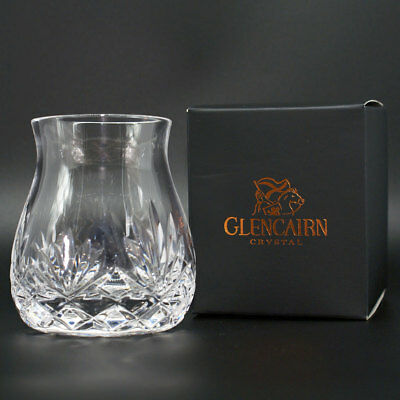 Glencairn Cut Crystal Mixer Whisky/Spirit Glass (Single Glass - Gift Carton)