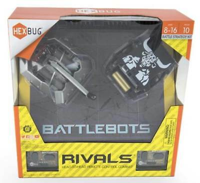 NEW HEXBUG Battlebots Rivals 2.0 Remote Control Combat from Mr Toys