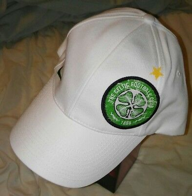 Celtic Football Club Nike Baseball Cap.  Adults.  BNWT