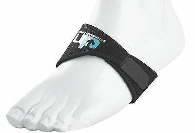 Ultimate Performance Advanced Arch Support + 2 Pads - Black