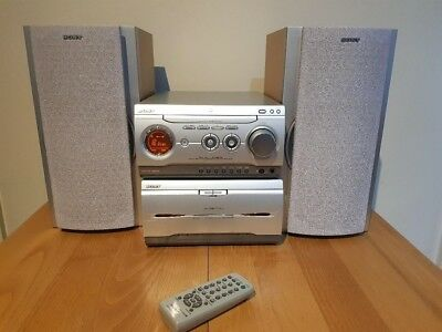 Mouse over image to zoom SONY-MHC-W25-Mini-Compact-Stereo-HiFi-System-Tuner-CD