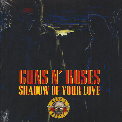 "Guns N' Roses - Shadow Of Your Love Red Colored  (7"" - 2018 - EU - Original)"