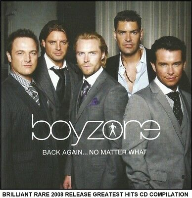 Boyzone - Very Best Essential Greatest Hits Collection 90's Pop Ballads Irish CD
