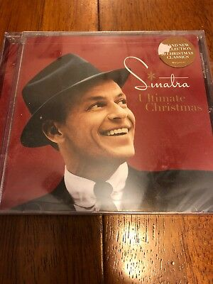 Frank Sinatra Ultimate Christmas CD (Digitally Remastered) NEW