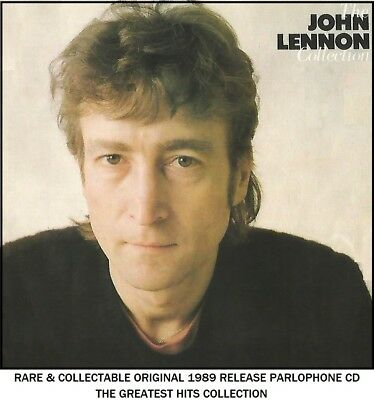 John Lennon - The Very Best Essential Greatest Hits Compilation 1969-80 RARE CD