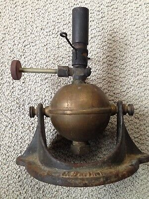 Antique G.Barthell Bunsen Burner