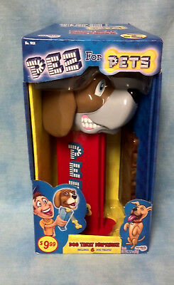 Rare! Collectible!!! PEZ FOR PETS X-LARGE DOG TREAT DISPENSER (BEAGLE)
