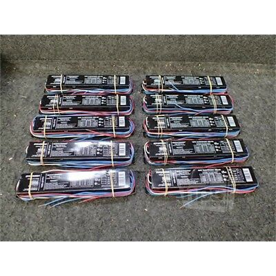 Lot of 10 Osram QHE 3x32T8/UNV ISN-SC Electronic Ballasts Instant Start 120-277V