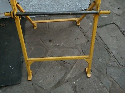 medium sized collapsible cable reel stand /holder/dispenser-77x67cm approx