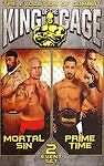 King of the Cage - Mortal Sin/Prime Time (DVD, 2006) NEW! Region 1