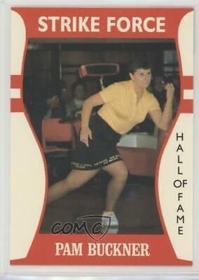 1991 Little Sun Ladies Pro Bowling Tour Strike Force #28 Pam Buckner Card