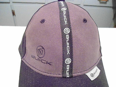Buick Hat Maroon Black N Mint Cond Corporate Express Promo Marketing