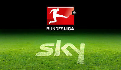 Sky Ticket Bundesliga & Champions League - 6 Monate nur 44,95€ - KEIN ABO!