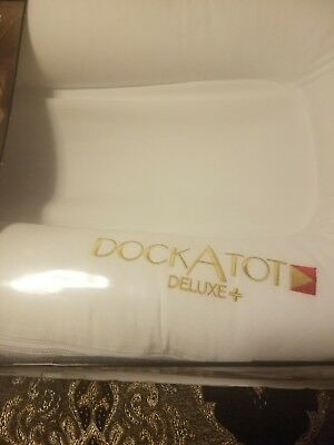 Dock-A-Tot Deluxe Plus Dock Brand New !  All white Brand NEW
