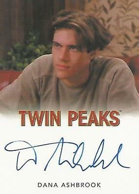 "Twin Peaks - Dana Ashbrook ""Bobby Briggs"" Classic Autograph Card"