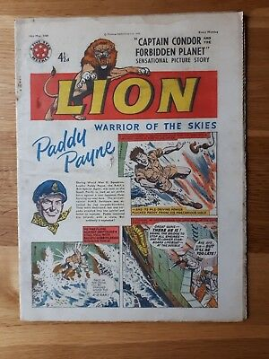The Lion Comic 14th May 1960