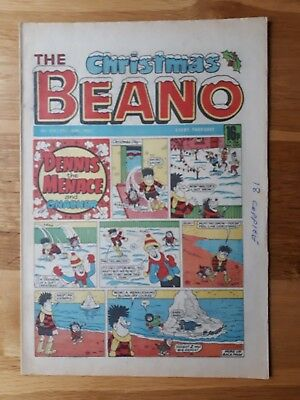 The Beano Comic Christmas Issue 28th December 1985