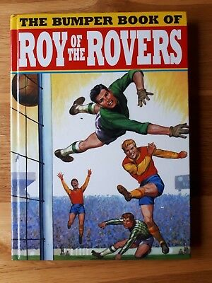 The Bumper Book Of Roy Of The Rovers 2008 Titan Books Appreciation