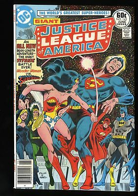Justice League Of America #143 NM+ 9.6
