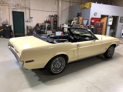 1968 Ford Mustang  1968 Ford Mustang 289 Convertible-Pw Steering, Pw brakes & top, Air Conditioning