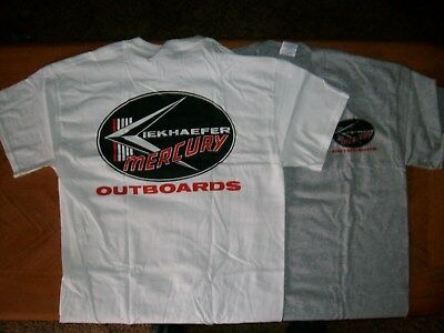 Mercury Outboard Vintage Tee Shirt