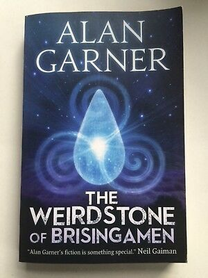 THE WEIRDSTONE OF BRISINGAMEN by Alan Garner (Paperback, 2010) **BN**