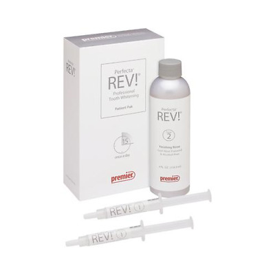 Premier Dental 4000142 Perfecta REV! At Home Tooth Whitening Patient Pack