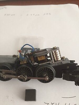 Hornby and Triang Replacement Motor Magnet