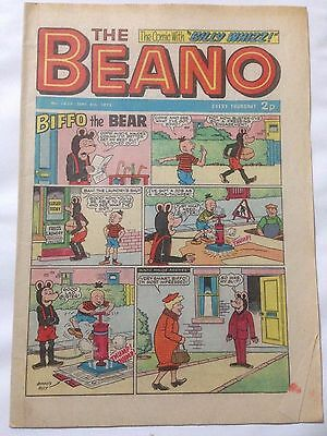 DC Thompson THE BEANO Comic. Issue 1625 September 8th 1973 **Free UK Postage**