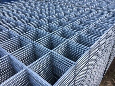 Galvanised Steel Gal Mesh Sheets panels all size avaiolbe From $18