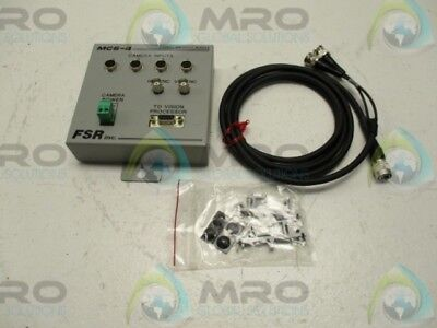 Frs Mcs-4 Camera Breakout Module * New No Box *