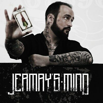 Magic Tricks Jermay's Mind (4 DVD Set) by Luke Jermay