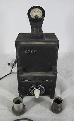 Antique WORKING Kerr Inlay Furnace Burnout Oven Refine Gold/Silver Jewelry yqz