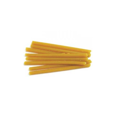 Keystone 1880775 Corning Yellow Sticky Dental Wax Sticks 120/Bx 1 Lb
