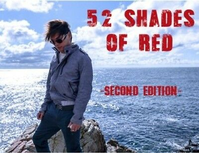 Magic Trick 52 Shades of Red Second Edition by Shin Lim