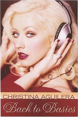 Christina Aguilera Back To Basics RARE promo collectible card '06