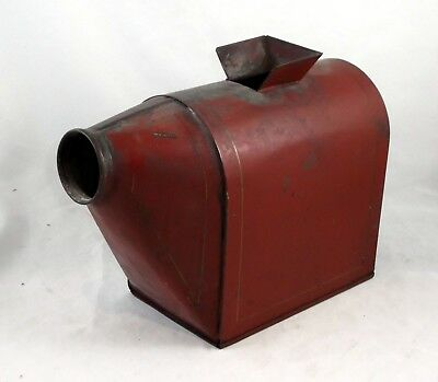 Antique Country Store Enterprise Or Other Brand Coffee Mill Grinder Recepticle