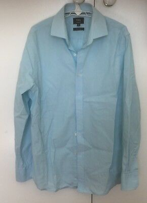 Men's Blaq Business Shirt, Size 39/40, V.Good Condition