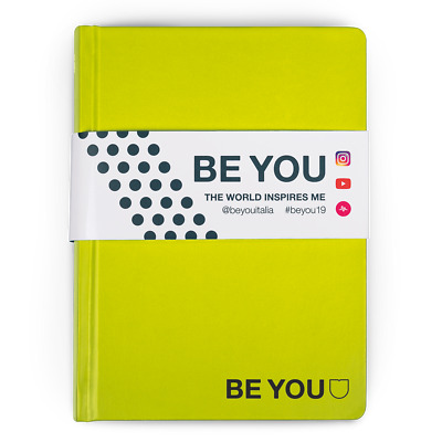 Diario Agenda BE YOU ORIGINAL  2018/2019 Datato Colorato