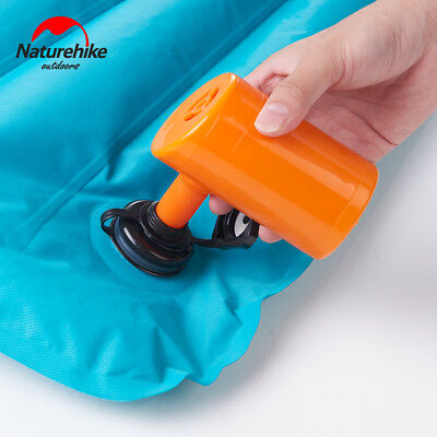 Outdoor Camping Mini Pocket Electric Inflatable Pump for Air Bed Pillow Mat