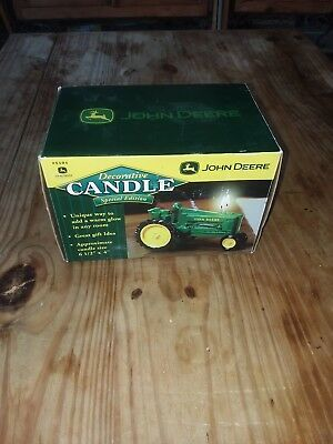 John Deere Decorative CANDLE Special Edition #5101