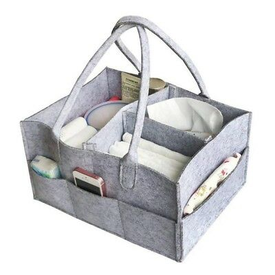 Baby Diapers Nappy Changing Bag Mummy Bag Bottle Storage Maternity Handbags