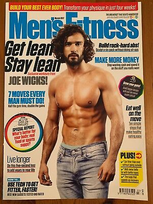 Mens Fitness March 2017 Magazine