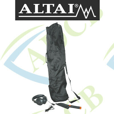 Altai Treasure Seeker Metal Detector Accessory Kit For use with T330BB or T330BD
