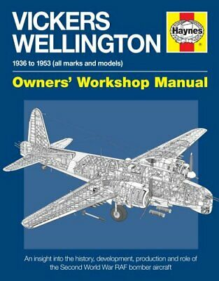 Vickers Wellington Manual by Iain Murray 9780857338631 (Paperback, 2015)